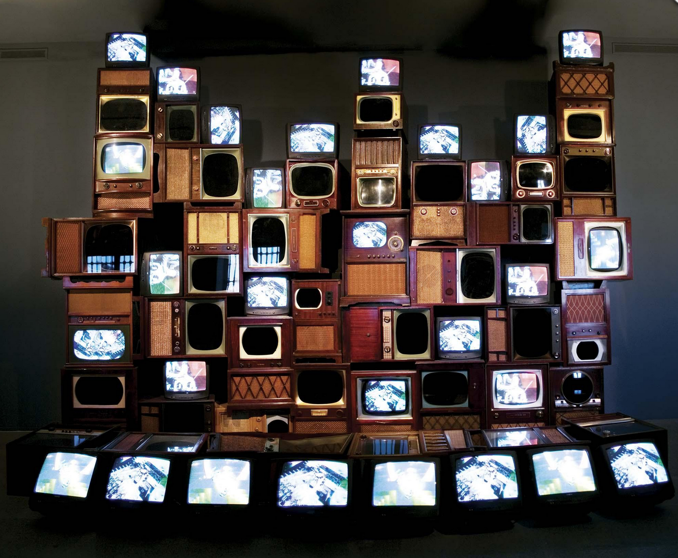 New Media Precursor: Nam June Paik - DIGITAL ART WEEKLY - Medium