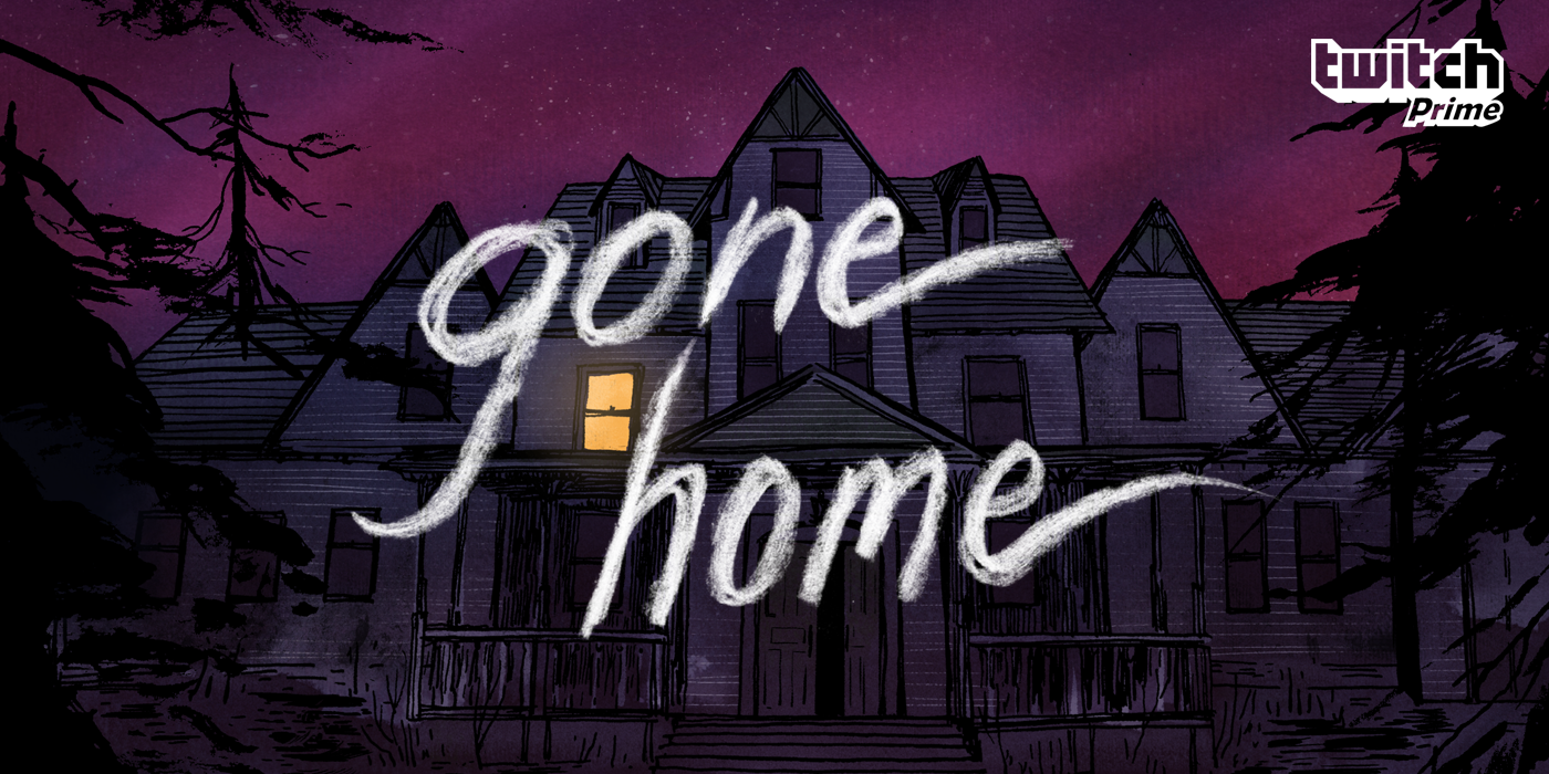 Twitch Prime members get Gone Home for free! - Twitch Blog
