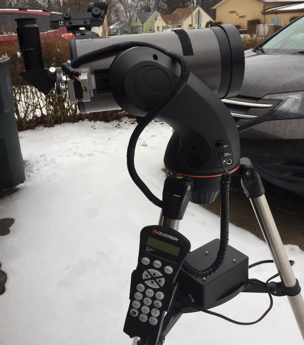 Improve Your Astrophotography with a Motorized Focuser