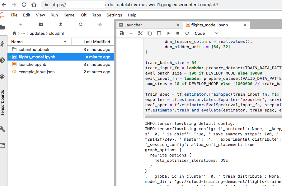 How to use Jupyter on a Google Cloud VM - Towards Data Science
