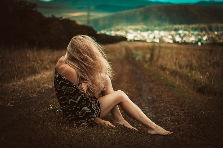 Her Innocence Runs Out. The ugly after effects of rape on a young girl. A Poem written by Colleen Millsteed.