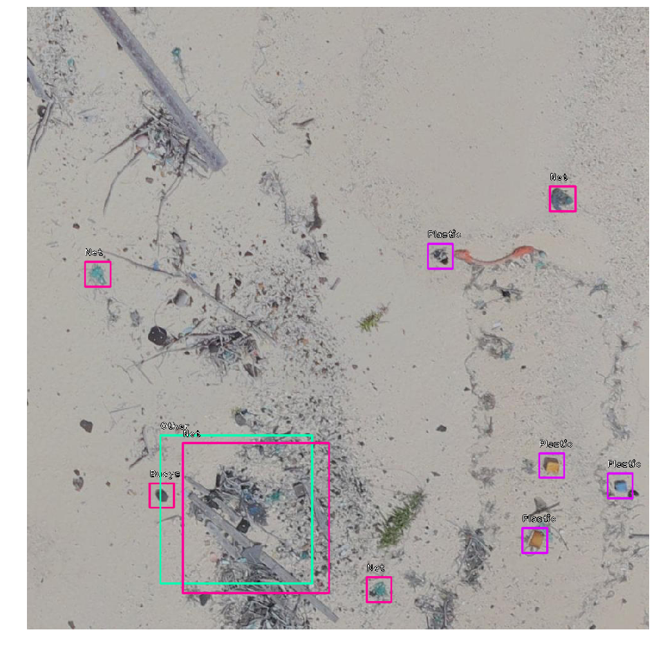 Detect Marine Debris from Aerial Imagery - yhoztak - Medium