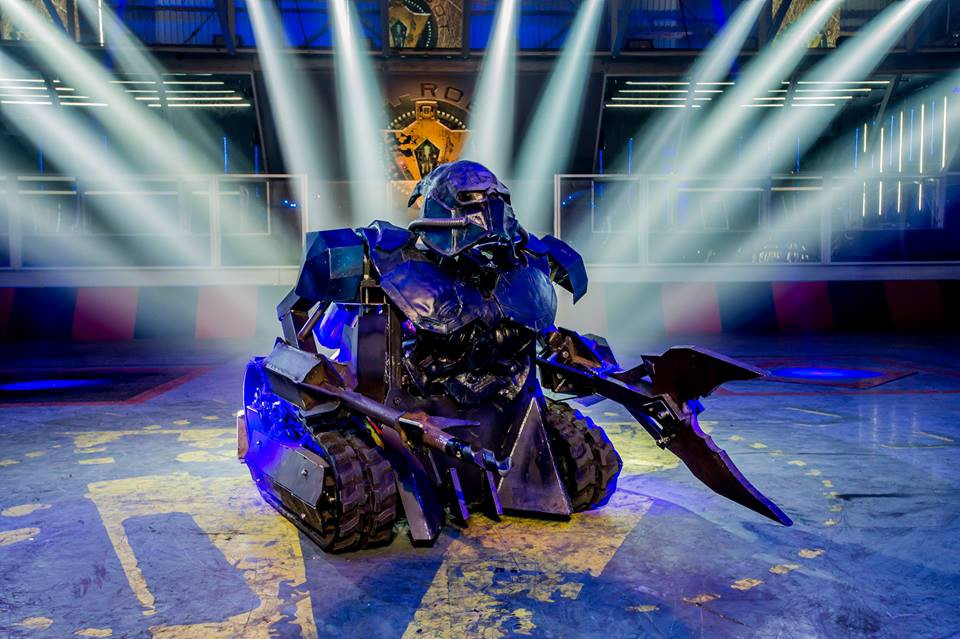 I Am Boycotting The New Robot Wars Television Show Because They Have