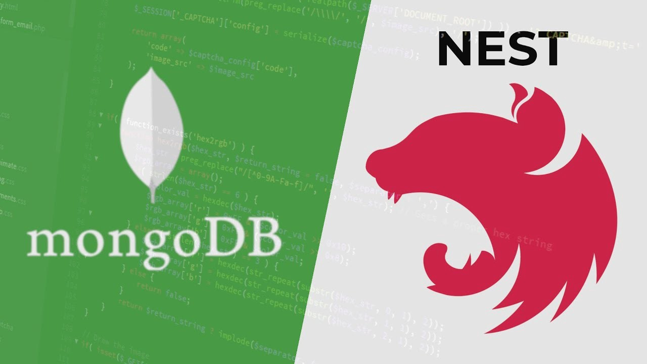 Nest JS MongoDB CRUD Operation