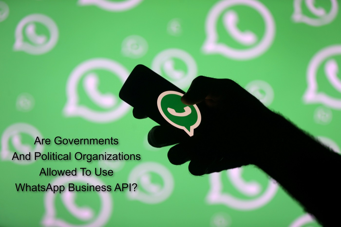 How to use WhatsApp Business API - List of Unique Use