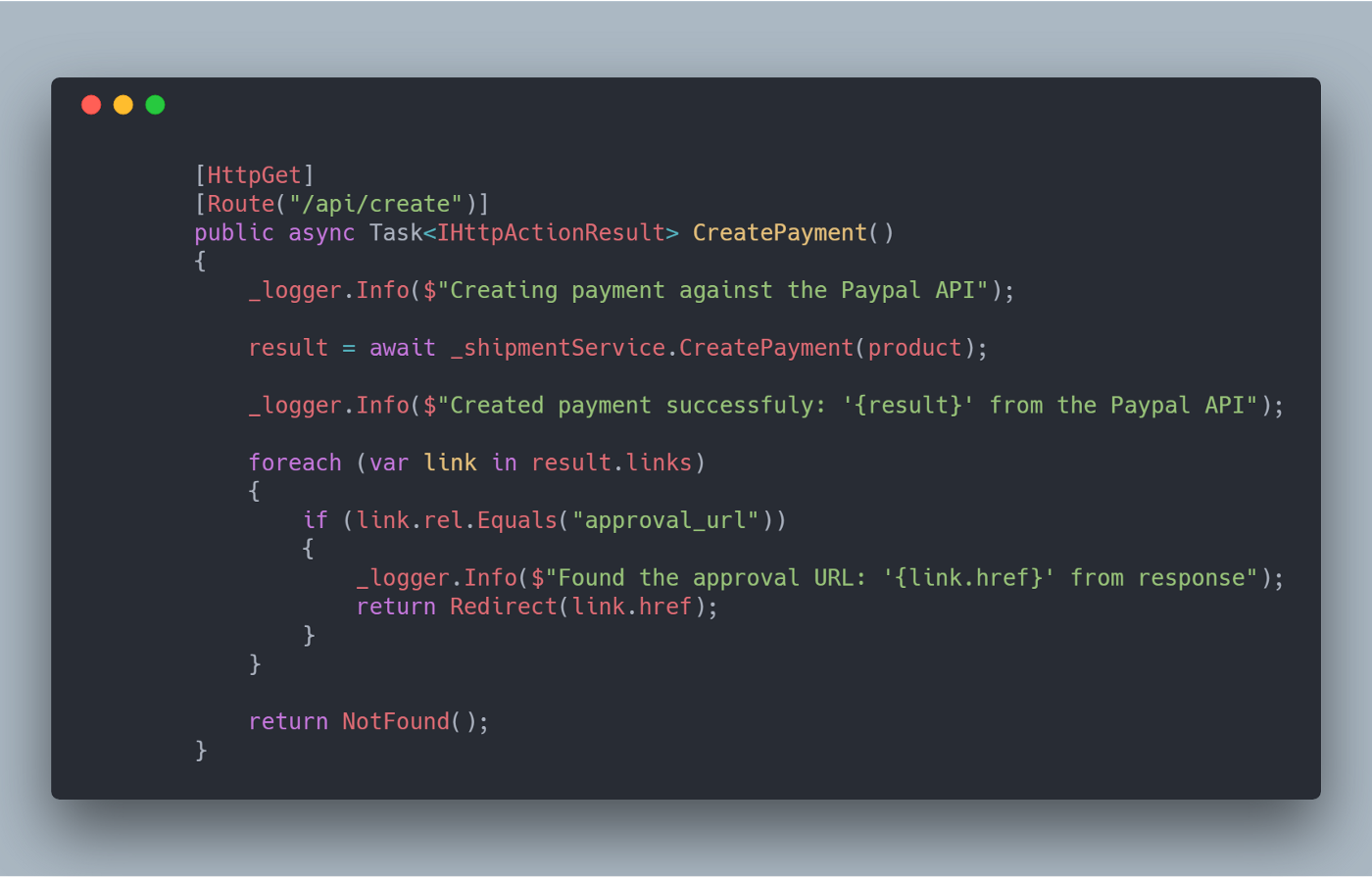 Using Paypal's SDK with  Net Core (FULL EXPLANATION)
