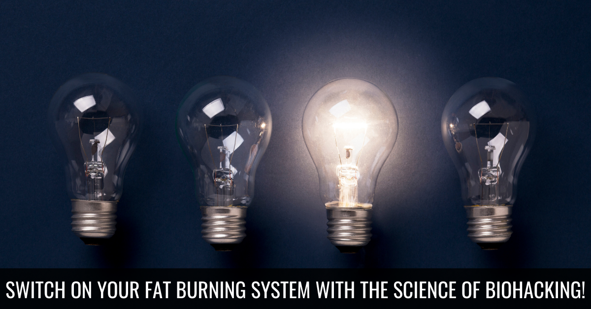 Trevor Folgering—Switch On Your Fat Burning System With The Science of Biohacking—Biohacked