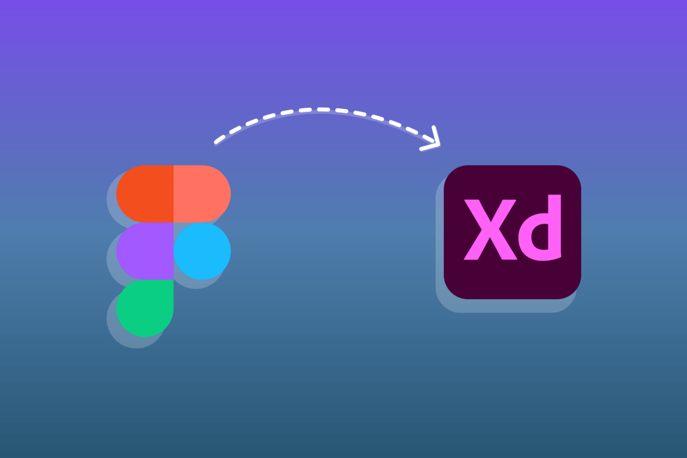 Convert Figma to Adobe XD Graphic