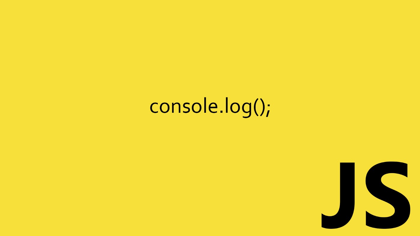 Different Use Cases of console.log—You should use when debugging JavaScript