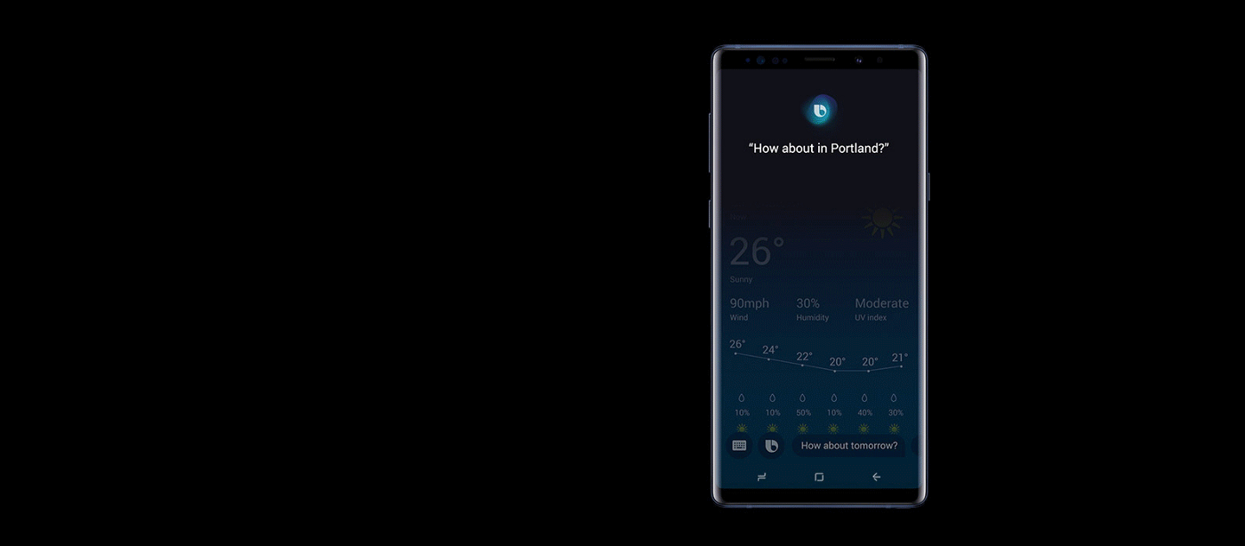 Samsung announces SDK for Bixby - Versa Agency - Medium
