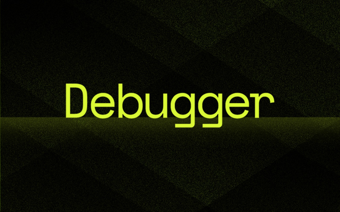 """Debugger"" in text"