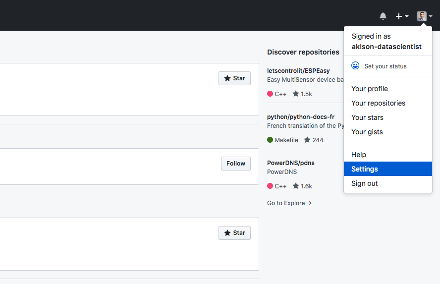 How to Properly Setup Your Github Repository — Windows Version
