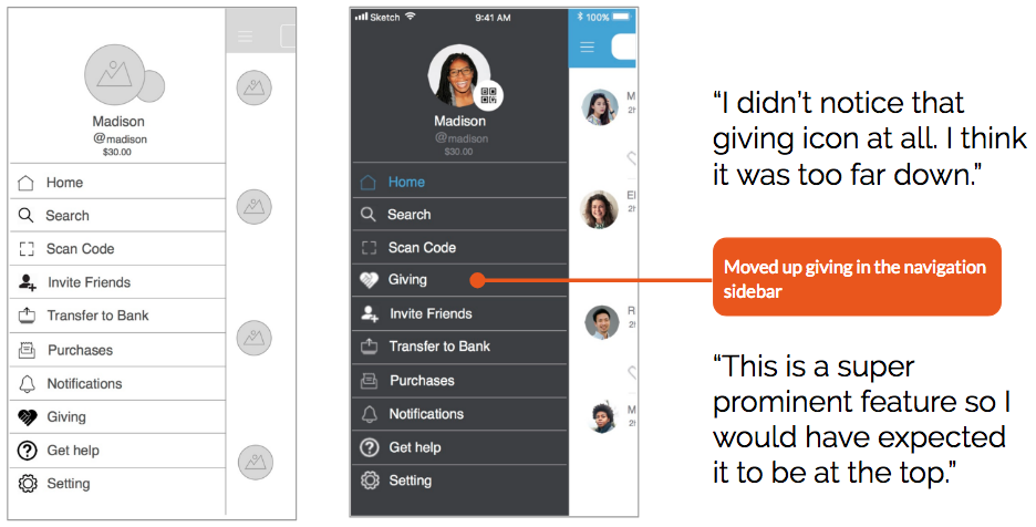 Venmo product integration for charities & fundraisers — a UX case study