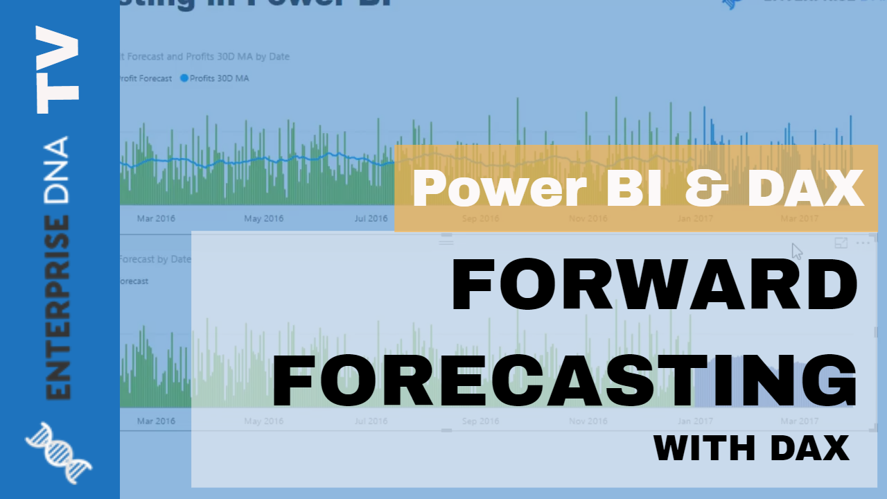 Learn Techniques On Forward Forecasting Using DAX In Power BI