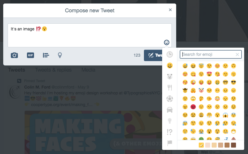 Emoji on the Web - Making Faces (and Other Emoji) - Medium