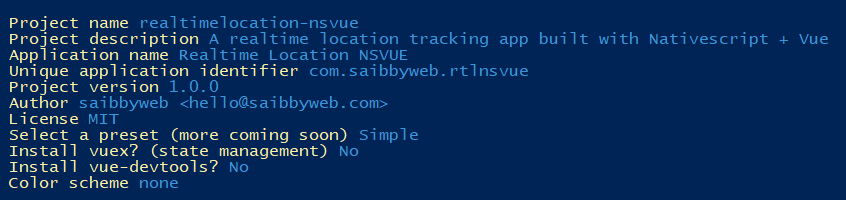 Building a Real-time Location Tracking app with NativeScript-Vue