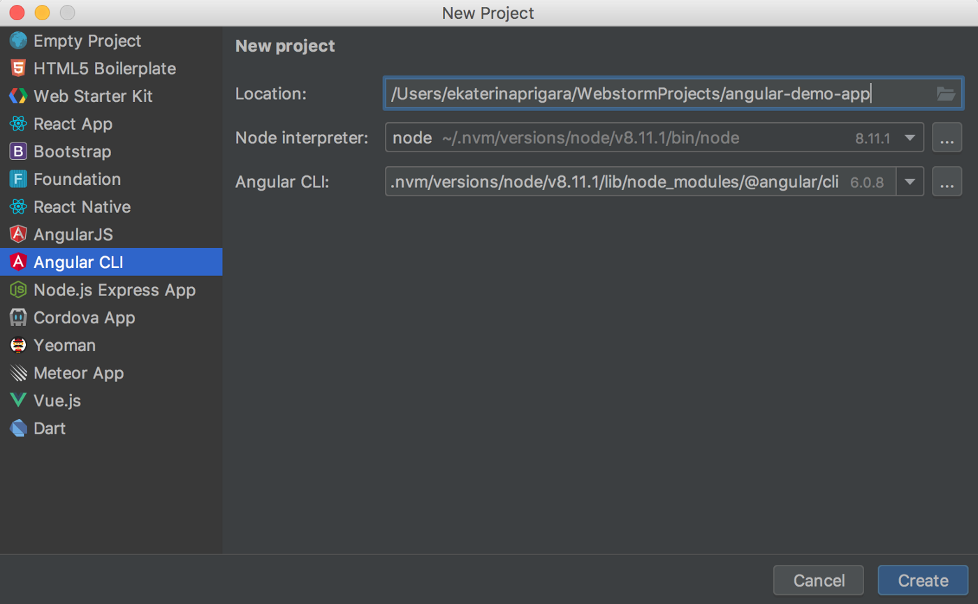 What's New in WebStorm for Angular - Angular Blog