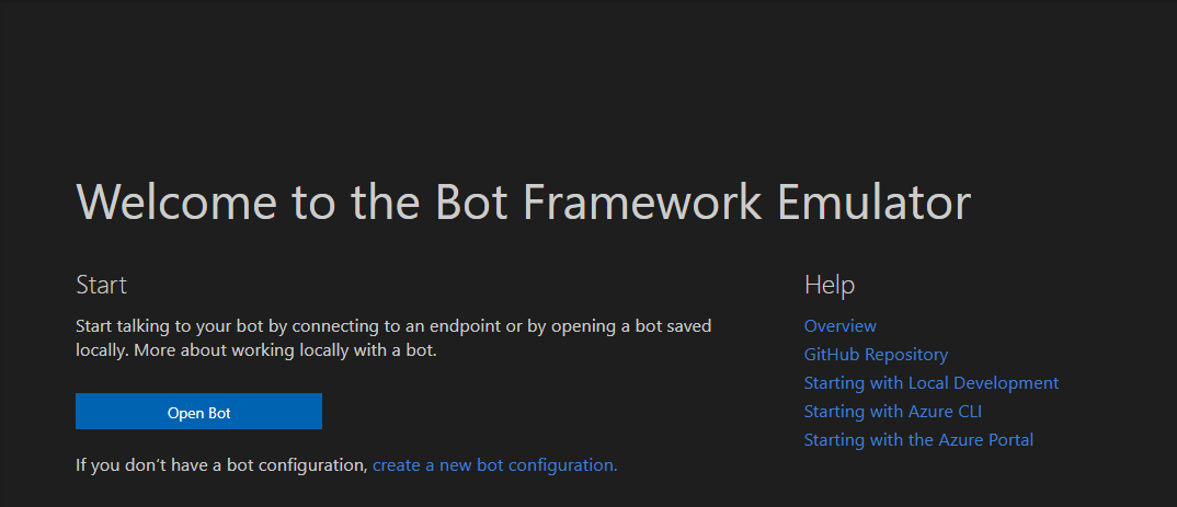 How to build a bot with Microsoft Bot Framework and Spring Boot