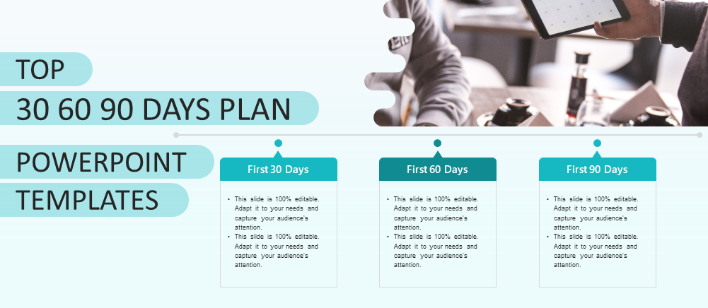 Top 30 60 90 Day Plan Templates for Interviewees, Managers, CEOs, and more!