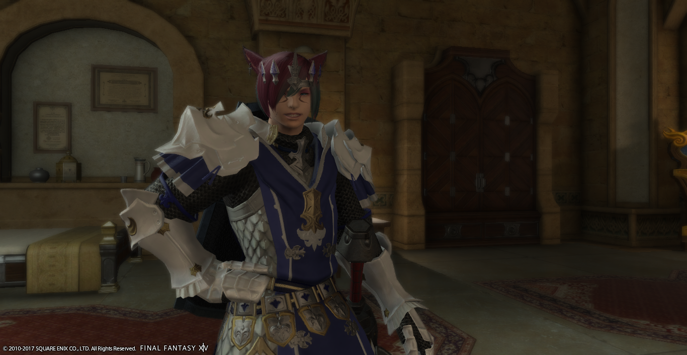 Trans Identity in Eorzea - ZEAL - Medium
