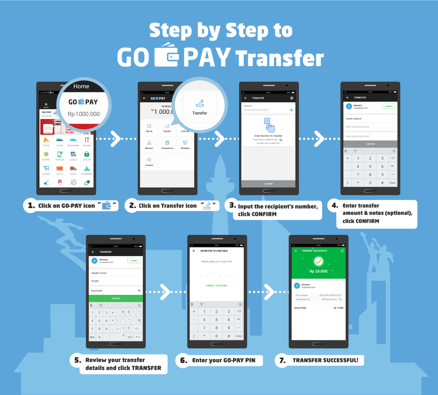 Easier Payments with GO-PAY - GO-JEK Product + Tech