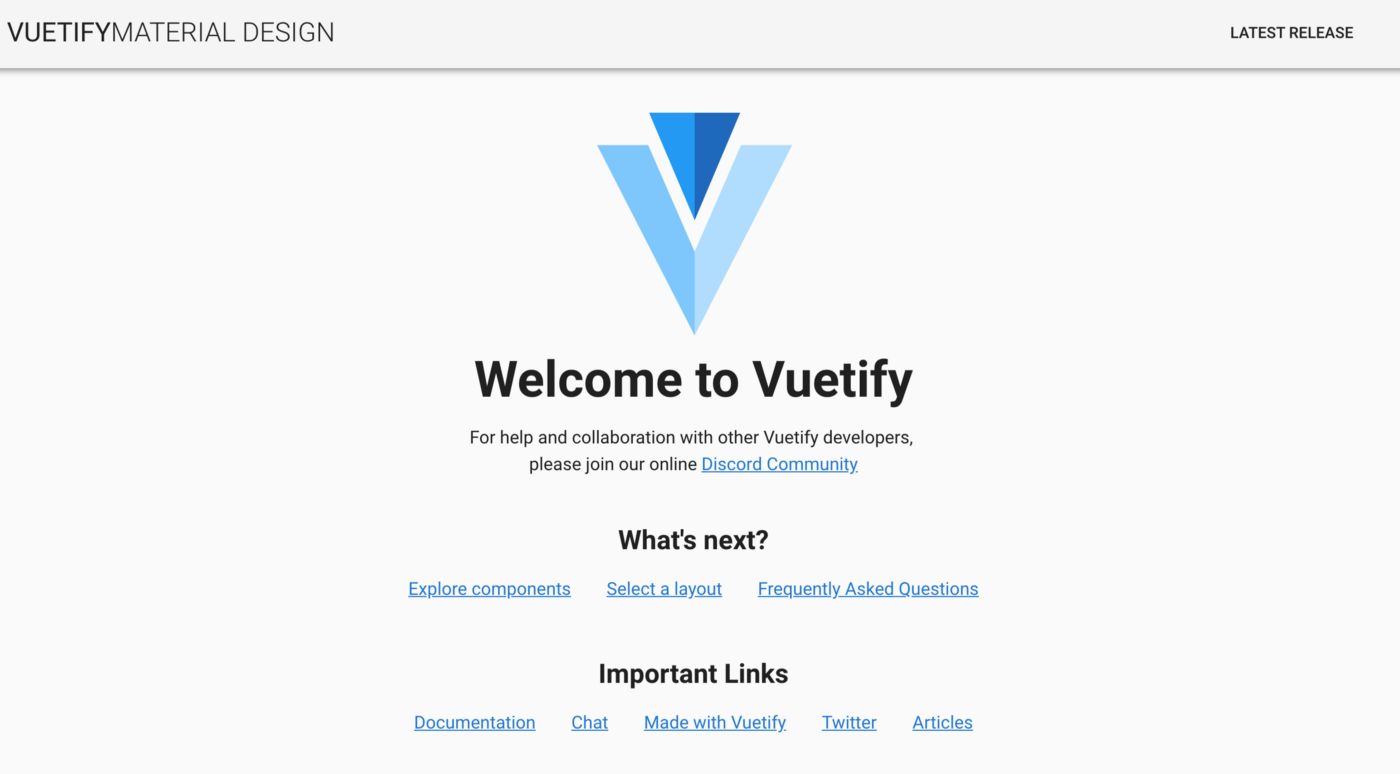 Realtime app with Vue, Firebase & Vuetify - Dushyant Sabharwal - Medium