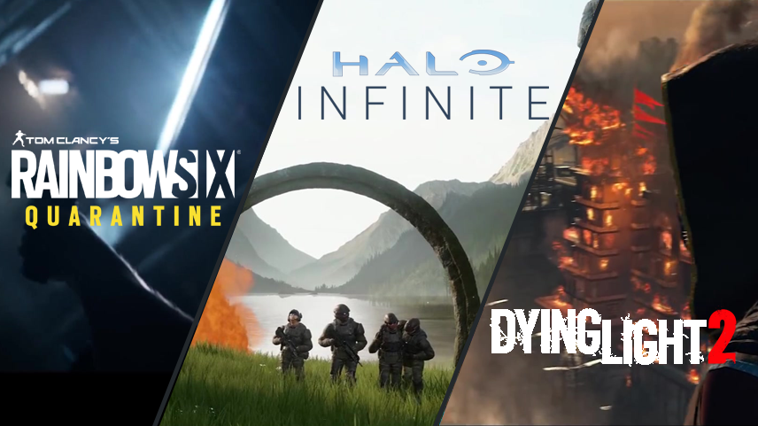 Upcoming first-person shooter video games FPS for PS5 and Xbox Series X