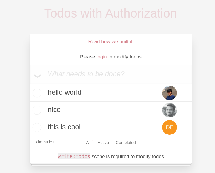 Securing a React Web App With Authorization Rules - All things #search