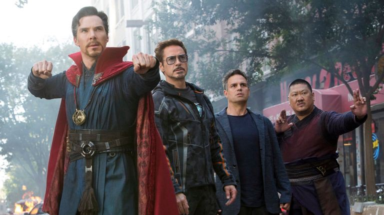 There Was No Other Way: An Avengers Infinity War Review