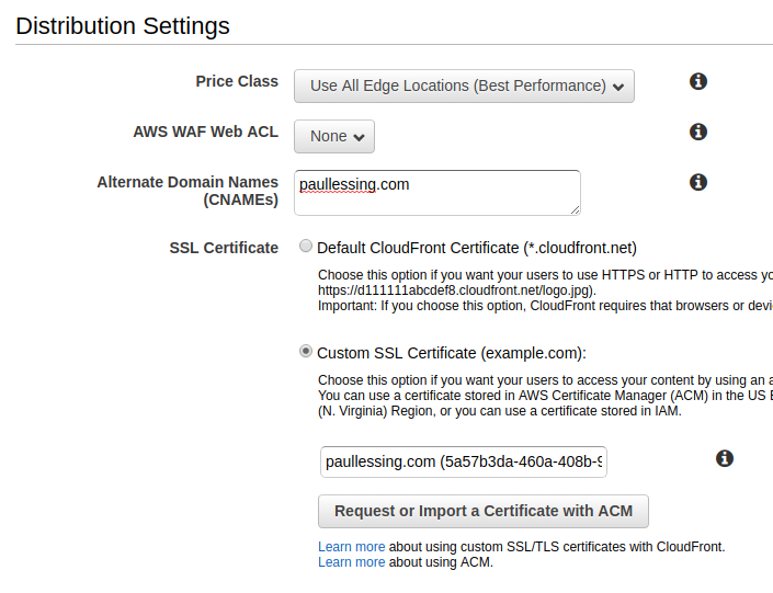 Single-Page Apps on AWS, Part 1: Hosting a Website on S3