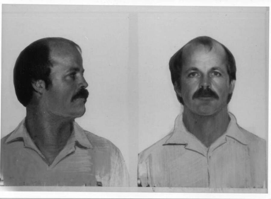 Serial killer and rapist Christopher Wilder
