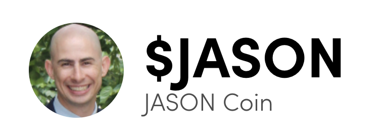 $JASON coin on the Rally network