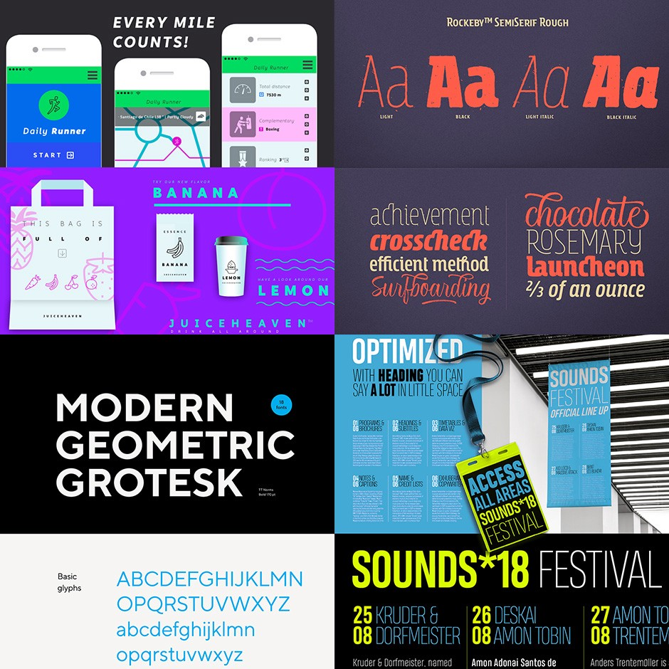 The Definitive Type Lover's Collection - Veerle Pieters - Medium