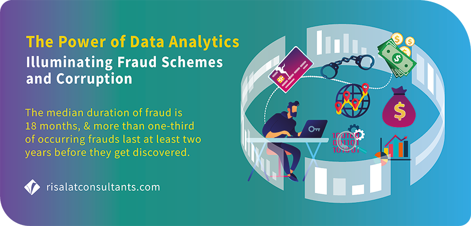 The Power of Data Analytics — Illuminating Fraud Schemes and Corruption — Risalat Consultants