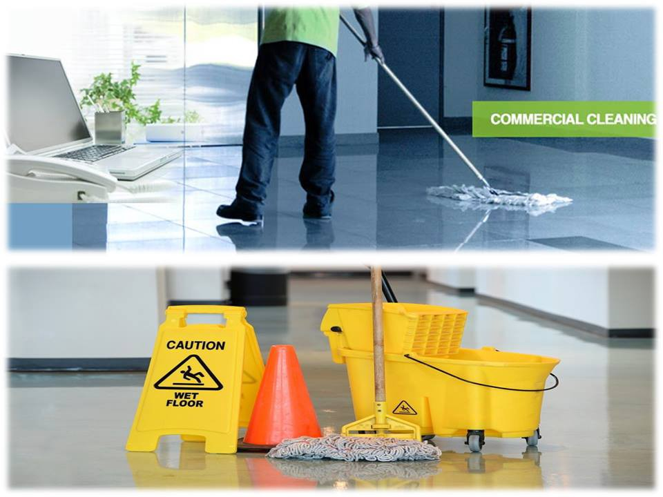 Commercial Office Cleaning Melbourne - Activa Cleaning Services