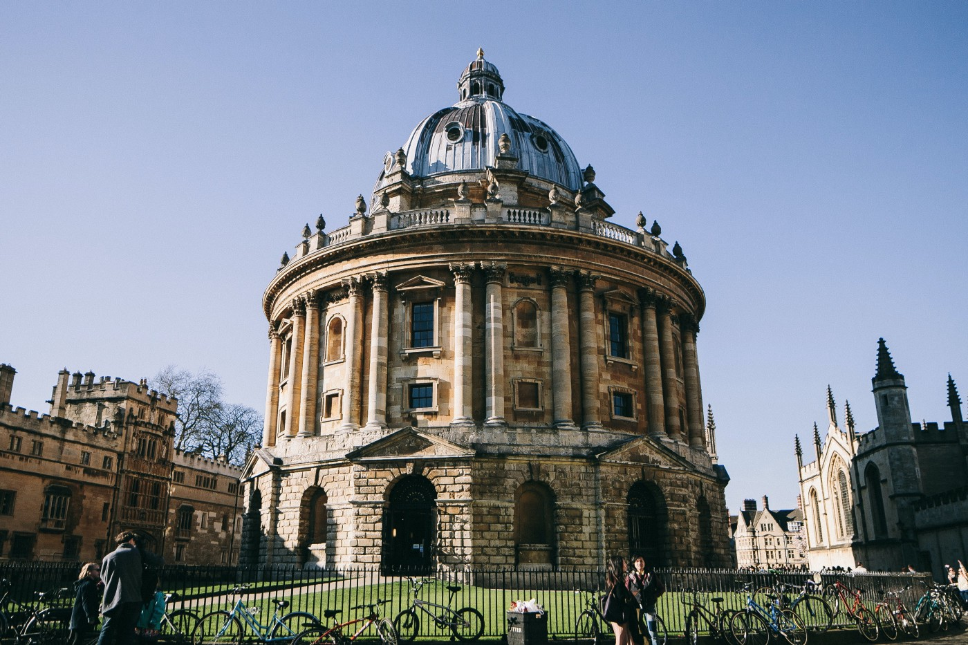 Bodelian Library at the University of Oxford, Oxford