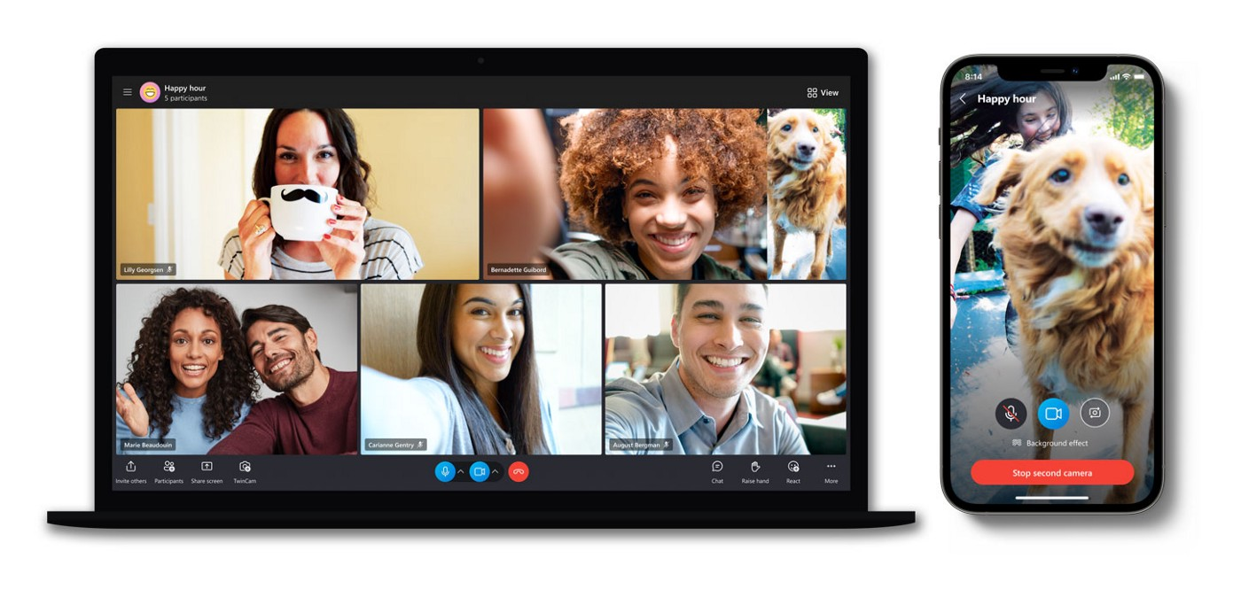 Skype teases redesigned apps with big performance improvements - onmsft. Com - september 27, 2021
