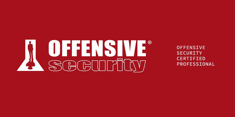 Offensive Security Certified Professional Logo and Text