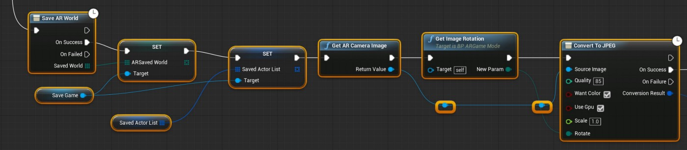 A preview of persistent and shared AR experiences in UE4 4 21