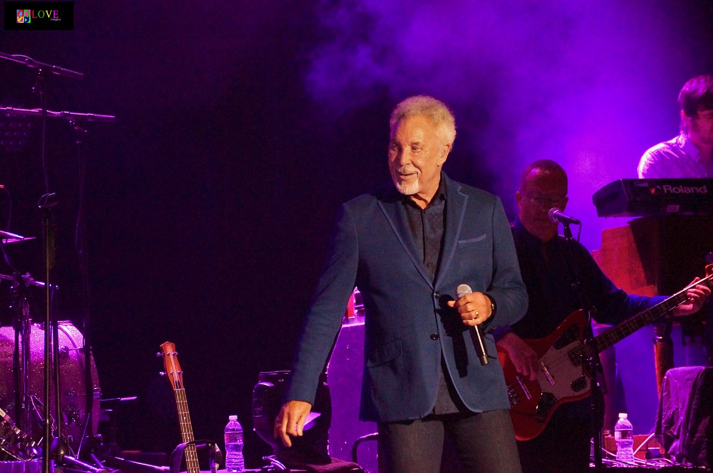 "One of the Best Concerts I've Ever Seen!"" Tom Jones LIVE! at BergenPAC"