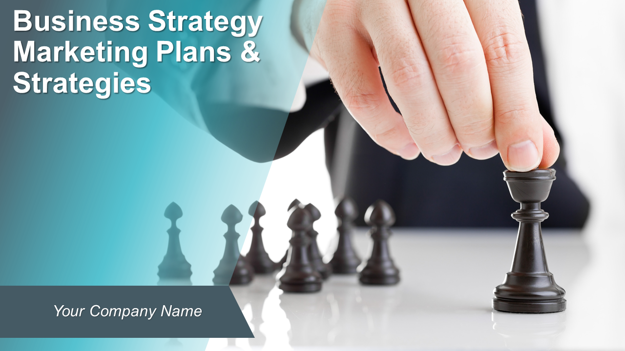 Business Strategy Go to Market Plan PPT Template