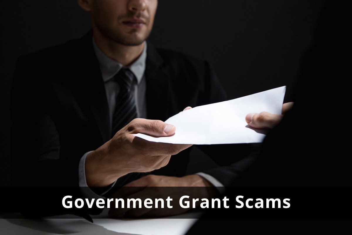 Government Grants Scams