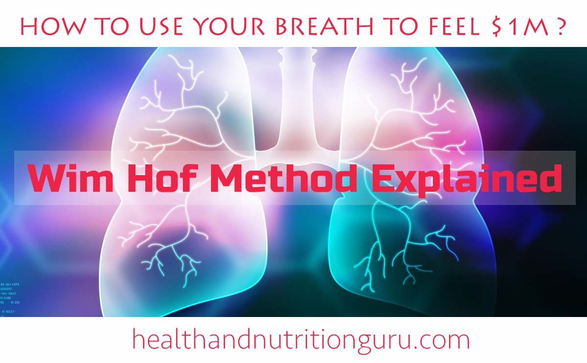 Wim Hoff method explained—protect yourself from viruses!
