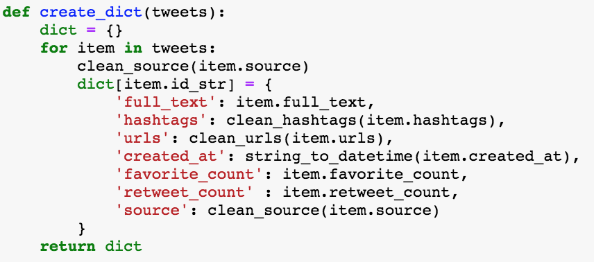 0 to 280: Getting Twitter timeline data for your awesome NLP project