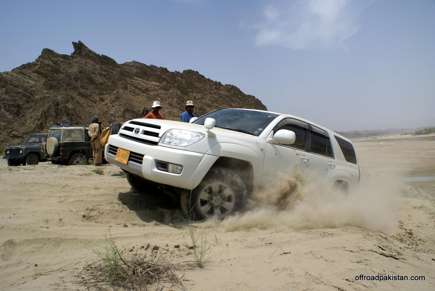 Jeeps in Pakistan - Offroad Pakistan - Medium