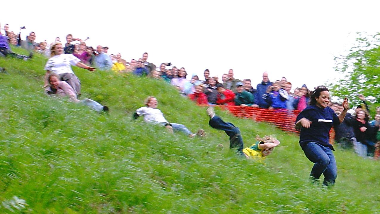 Cheese Rolling