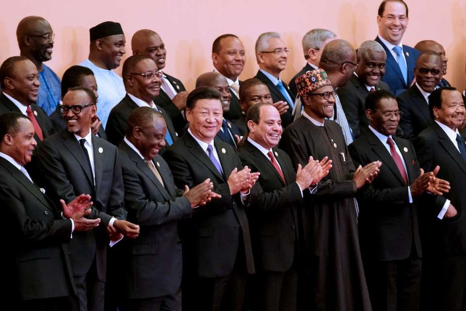 China-Africa: A New Accord - He Zhao - Medium