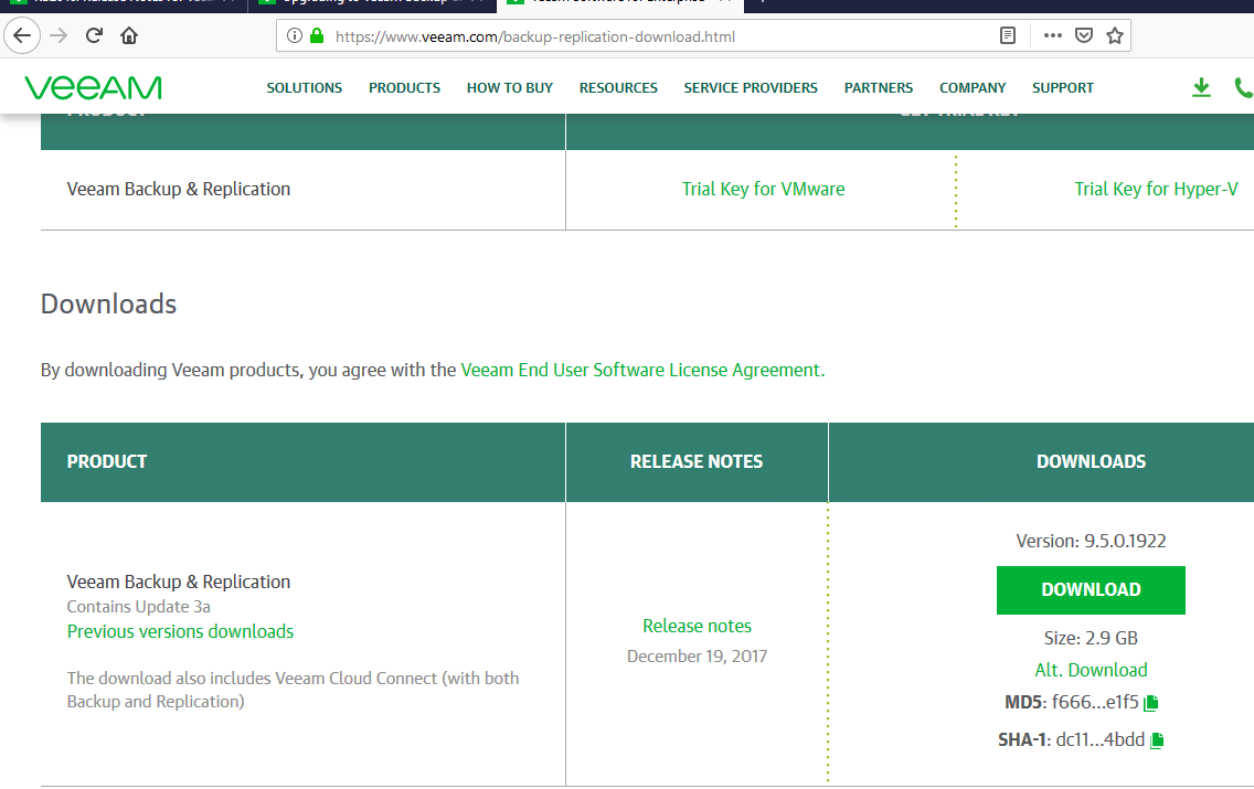 How to — Veeam Backup & Replication 9 5 Update 3a - Mateus Gomes