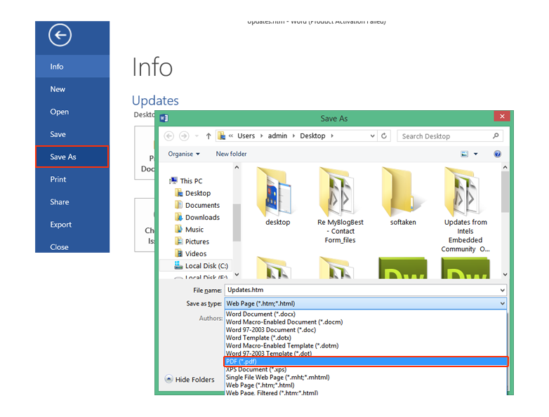 Convert Outlook 2016 Email to PDF with Attachments - Jessica Smith