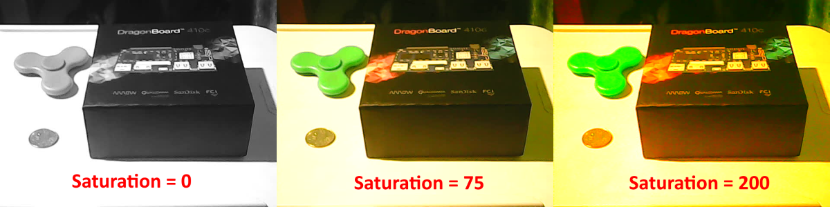 Webcam with Dragonboard 410c with Debian Linux and FFmpeg
